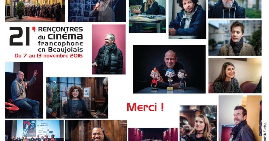 Rencontres du cin ma francophone en beaujolais - Cinema les 400 coups villefranche sur saone ...