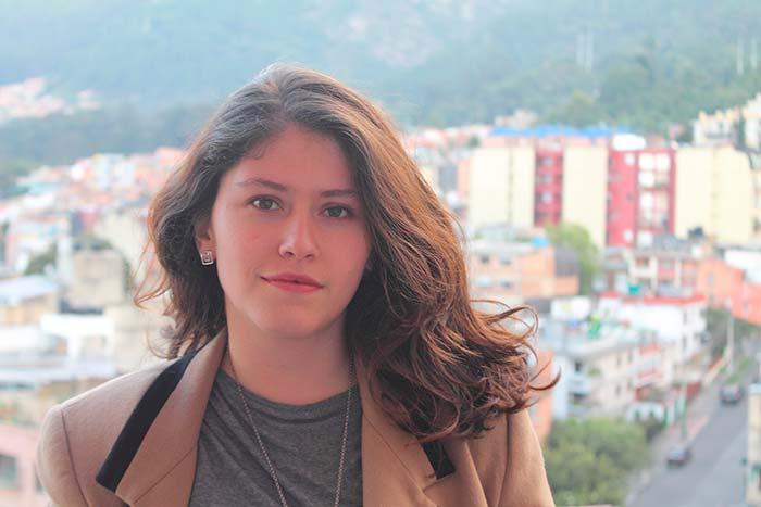 Salomé Cohen Monroy (Fotografía de Catalina Parra)