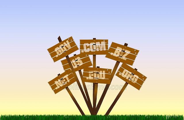 cara mengubah domain blog, cara ganti domain blog, merubah domain blogspot