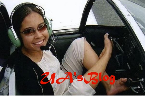 Meet Jessica Cox, The Woman Born Without Arms Who Flies Airplane (Photos)