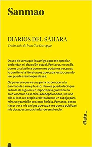 Lectura de 'Sahara' en Yecla