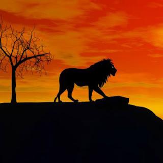 fabula el leon la fontaine