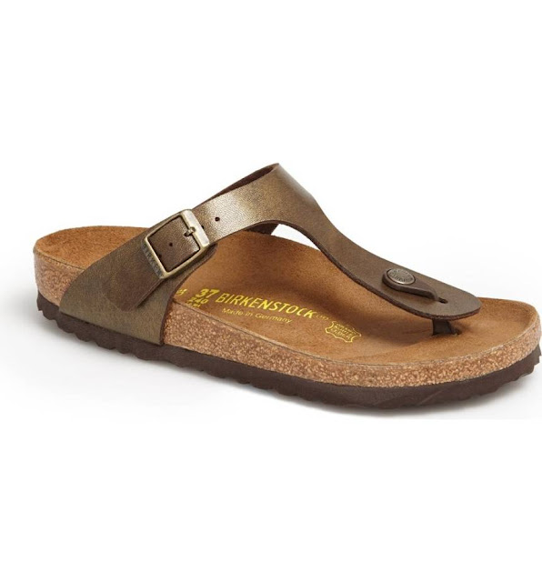 Amazon: Birkenstock Gizeh Thong Sandals for as low as $69 (reg $95) + free shipping (and returns)!