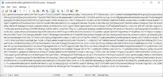 Phát hiện mã độc tống điền B0r0nt0K - nhắm mục tiêu vào server Linux đòi tiền chuộc - Cybersec365.org