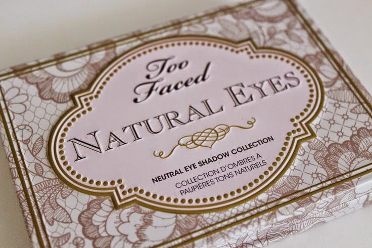 Too Faced Natural Eyes Palette | Cate Renée