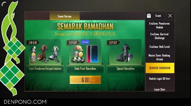 Winner Winner Ketupat Dinner PUBG Mobile, Berburu Ketupat Berhadiah Skin Set dan Smartphone