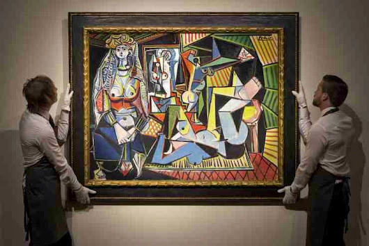 The World's Most Expensive Painting is Worth US$179 M - Whose Masterpiece?