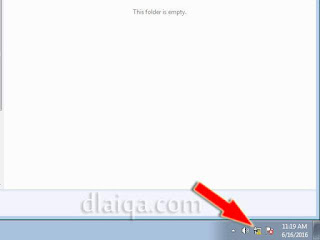 klik icon monitor