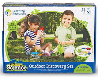 Primary Science Outdoor Discovery Set box