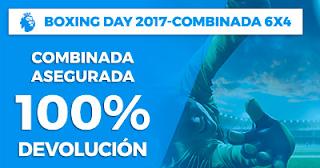Paston Promoción Boxing Day 2017: Combinada 6x4