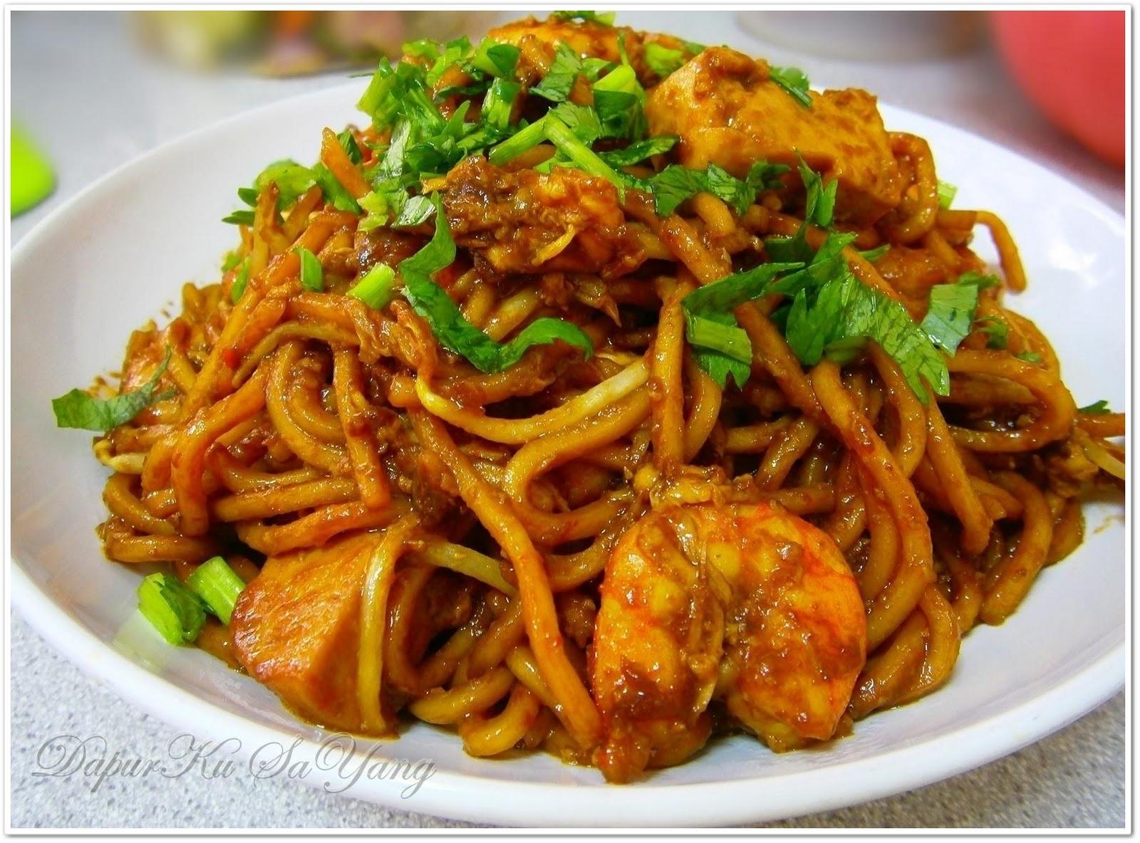 DapurKu SaYang: Mi Goreng (my style)
