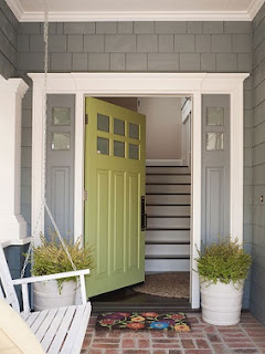 Elegir puerta entrada