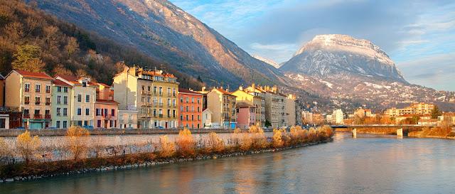 Chasse au trésor à Grenoble