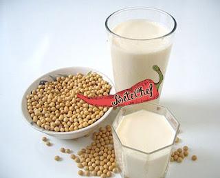 Benefícios do leite de soja