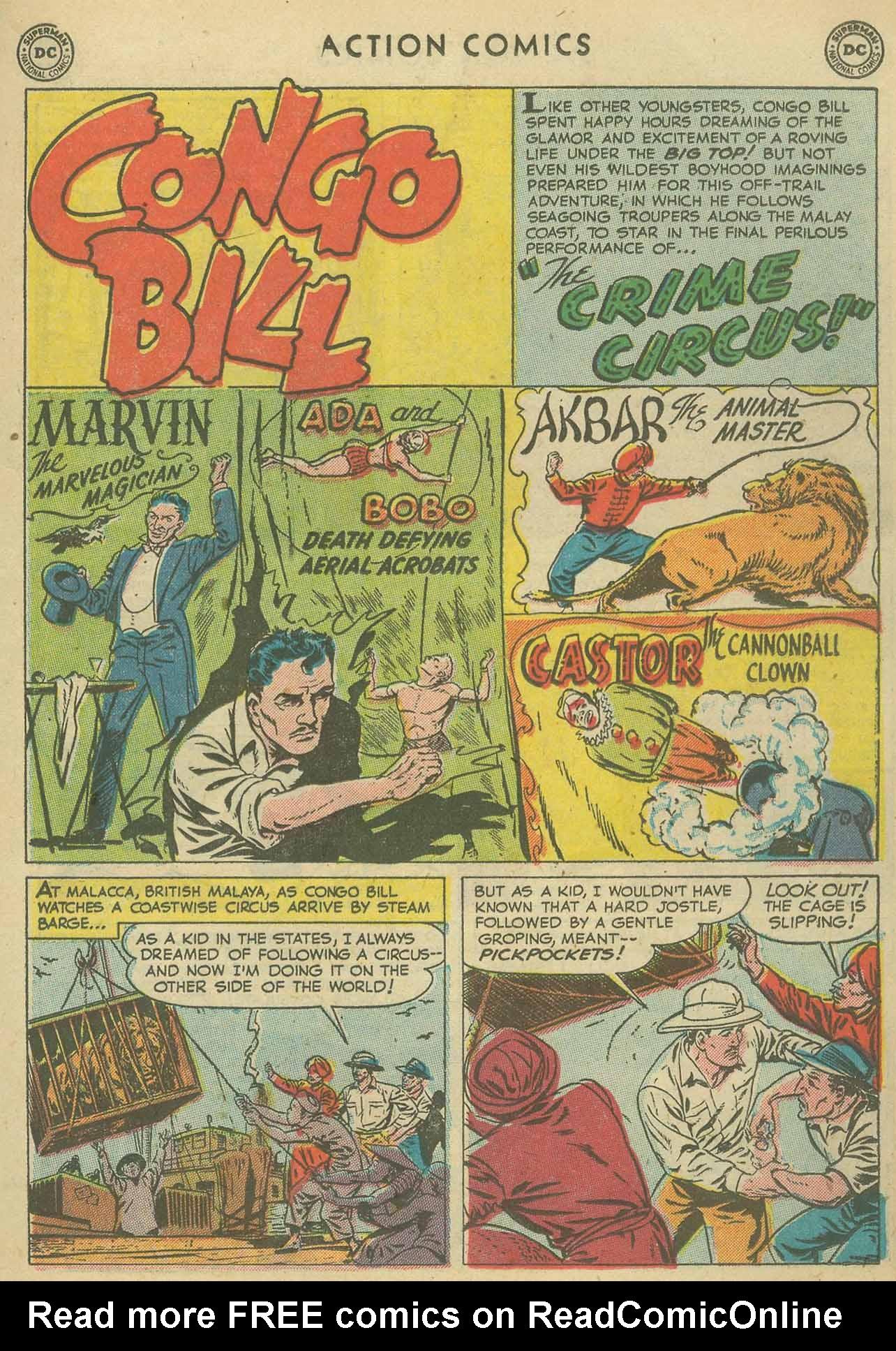 Action Comics (1938) 160 Page 26