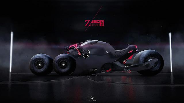 Akira 2.0 by Nelson Tai