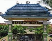 Info Pendaftaran Mahasiswa Baru ( IKIP PGRI WATES ) Yogyakarta 2017-2018