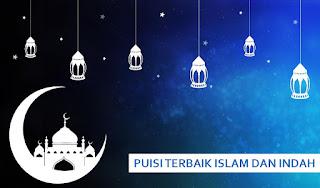 puisi islam terbaik dan terindah