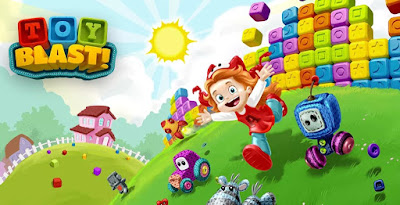 Toy Blast Mod Apk Download (unlimited lives/boosters)