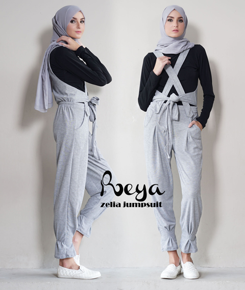 model baju jumpsuit 2017
