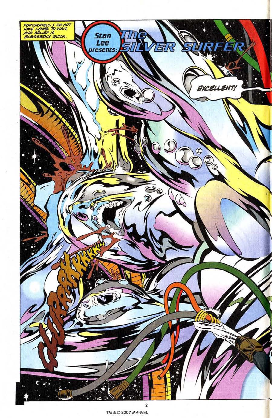 Silver Surfer (1987) Issue #108 #116 - English 4