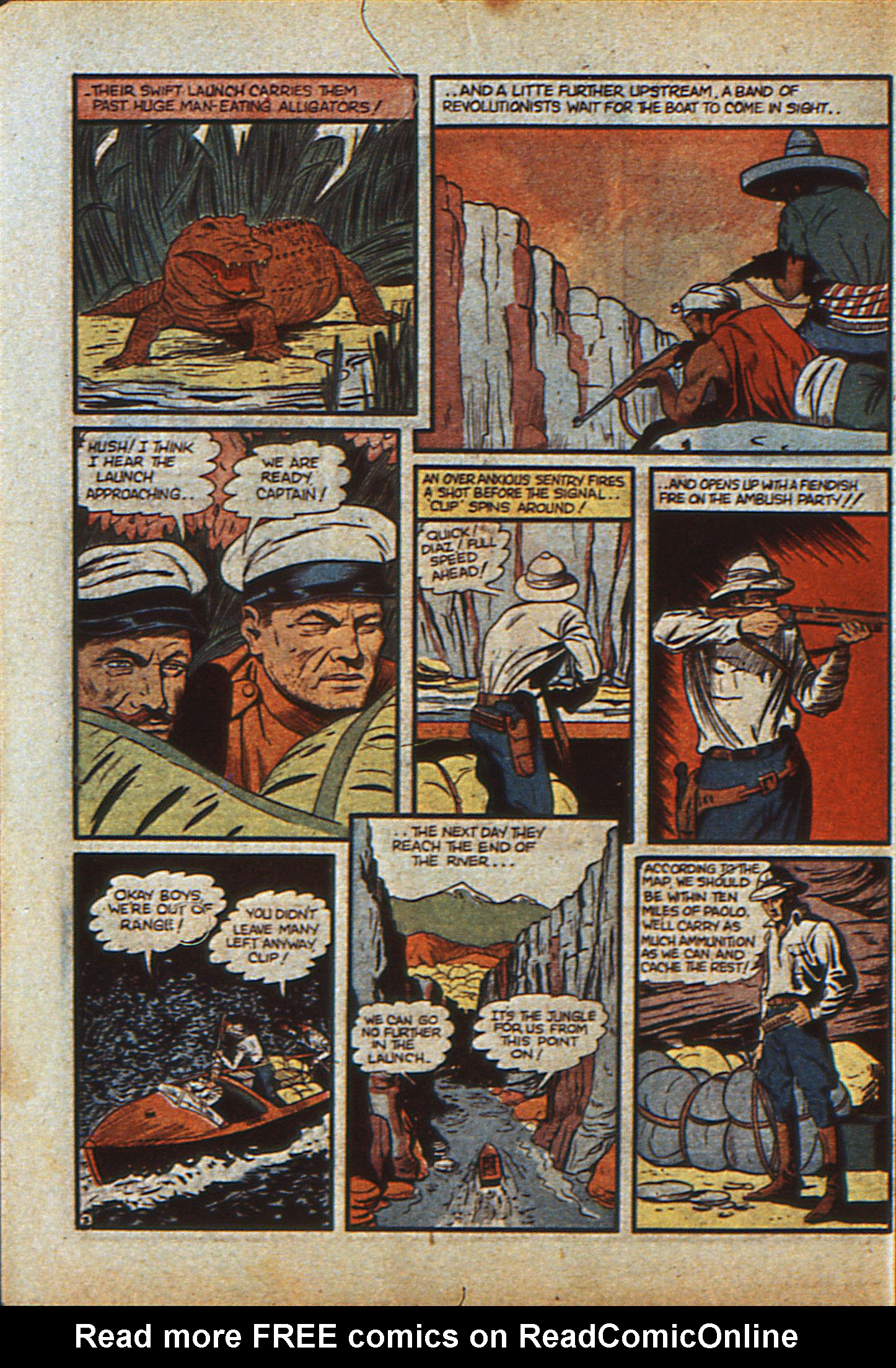 Read online Action Comics (1938) comic -  Issue #23 - 51