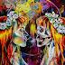 Artista ilustra signos do zodíaco em pinturas surreais