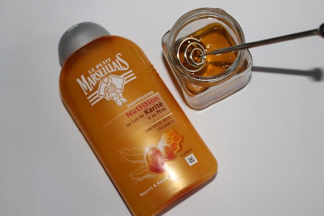 Shampooing Nutrition au Lait de Karité & au Miel - Le Petit Marseillais