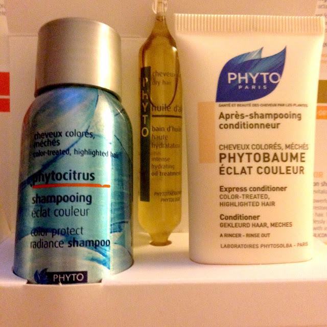 Phyto Sublime Colour hair treatments