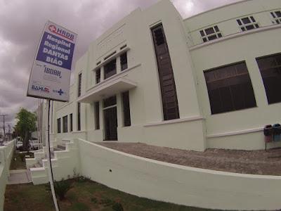 Secretário da Saúde apresenta projeto de ampliação do Hospital Dantas Bião, em Alagoinhas