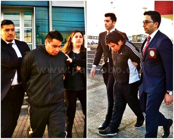Detenidos por agresión a Carabineros