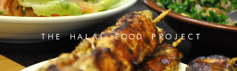 The Halal Food Project