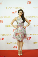 Pranitha Subash in lovely Flower Print Sleeveless Short dress ~  Exclusive 013.JPG