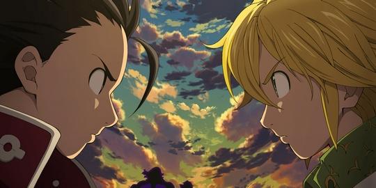 Seven Deadly Sins Saison 2, Actu Japanime, Japanime, A-1 Pictures,