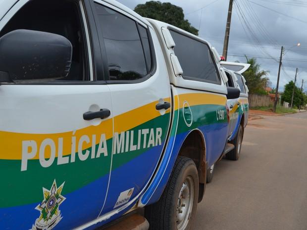 PM de Rolim recupera carro que foi roubado em Ji-Paraná