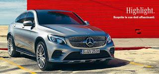 prezzi Mercedes GLC Coupè