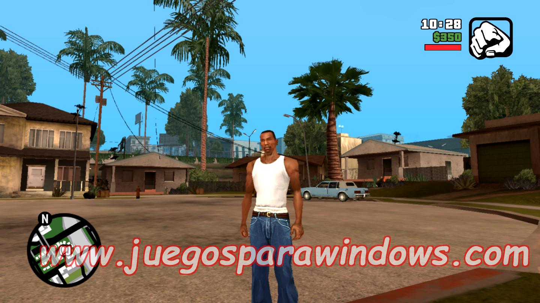 Grand Theft Auto San Andreas ESPAÑOL XBOX 360 (Region FREE) 13