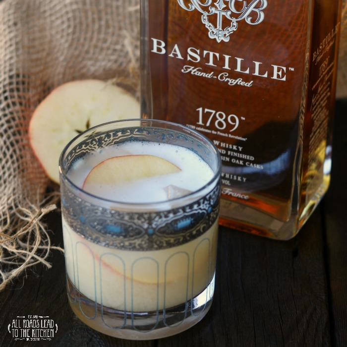 The Bastille Apple Sour