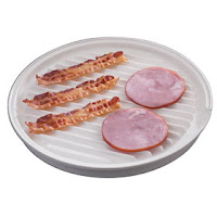 Bacon Wave Gallery Bacon Tray For Microwave