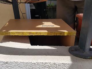 Meuble à Compost en bois recyclé