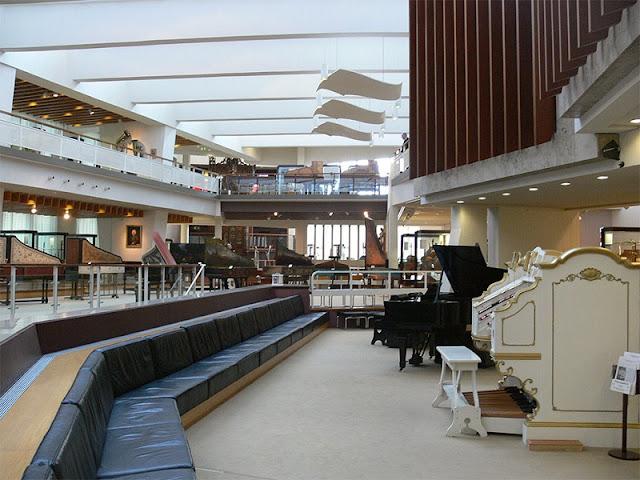 Musikinstrumenten Museum em Berlim