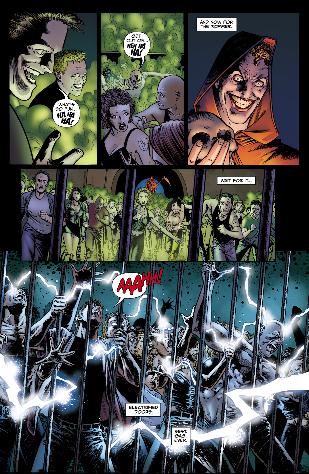 Detective Comics (1937) 834 Page 15