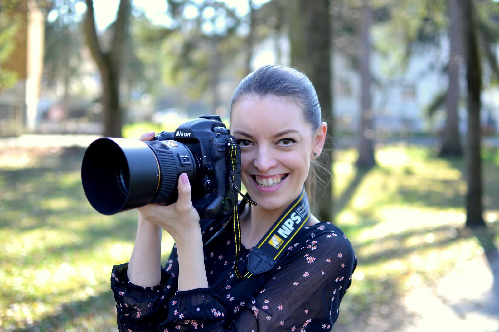 Nikon D5 s objektívom 105 mm f/1.4 z pohľadu fashion blogerky // moje hodnotenie, výhody, prvé dojmy a ukážky fotografií