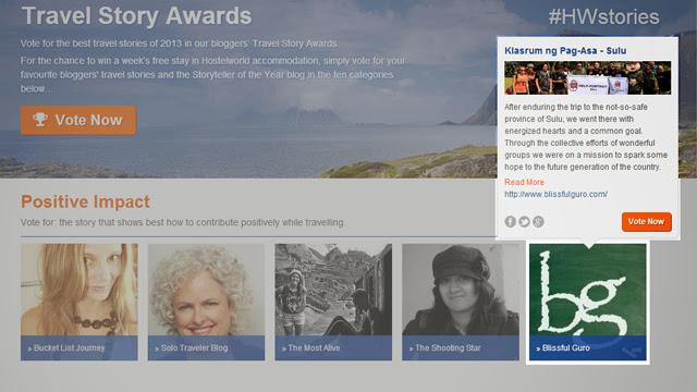 Blissfulguro Blog Awards