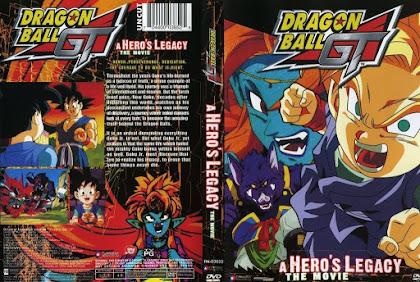 Dragon Ball GT – O Filme O Legado de um Herói (100 anos depois) Legendado