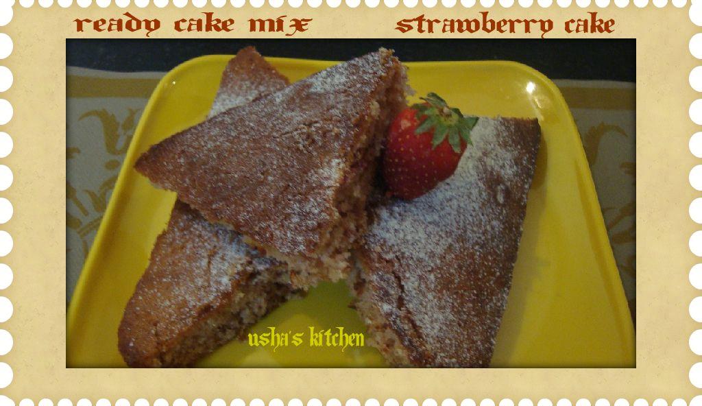 Milkmaid Cake Recipes In Sinhala: USHA'S KITCHEN: NESTLE MILKMAID CREATION EGG LESS CAKE