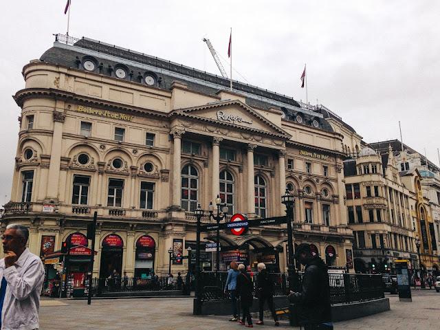 ロンドン・パビリオン(London Pavillion)