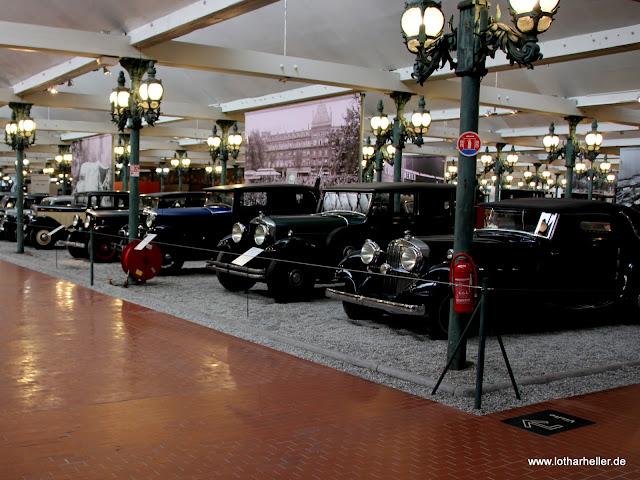 Museum Frankreich Oldtimer Classiccar