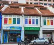 Harga Hotel Bintang 2 di Singapore - Joyfor Backpacker Hostel Kallang