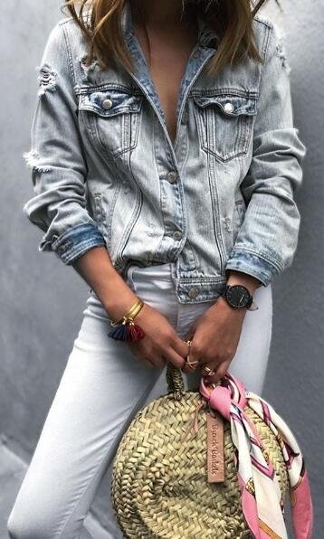 Stylish #Outfit Ideas to Update Your Wardrobe